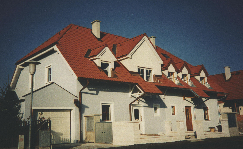 Doppelhaus Leobendorf