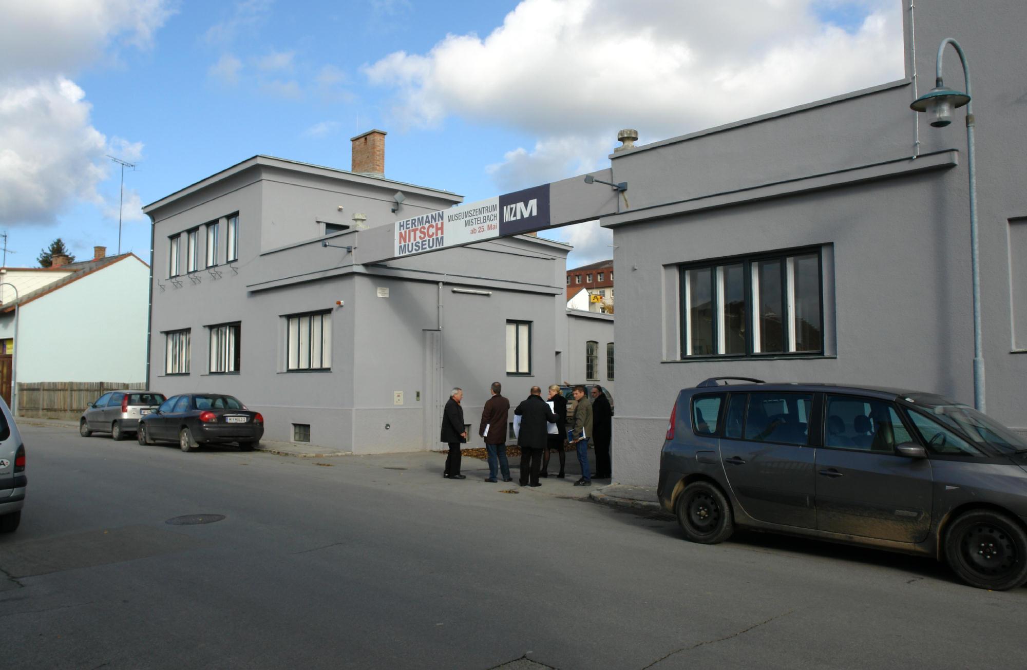 Nitsch-Museum Mistelbach