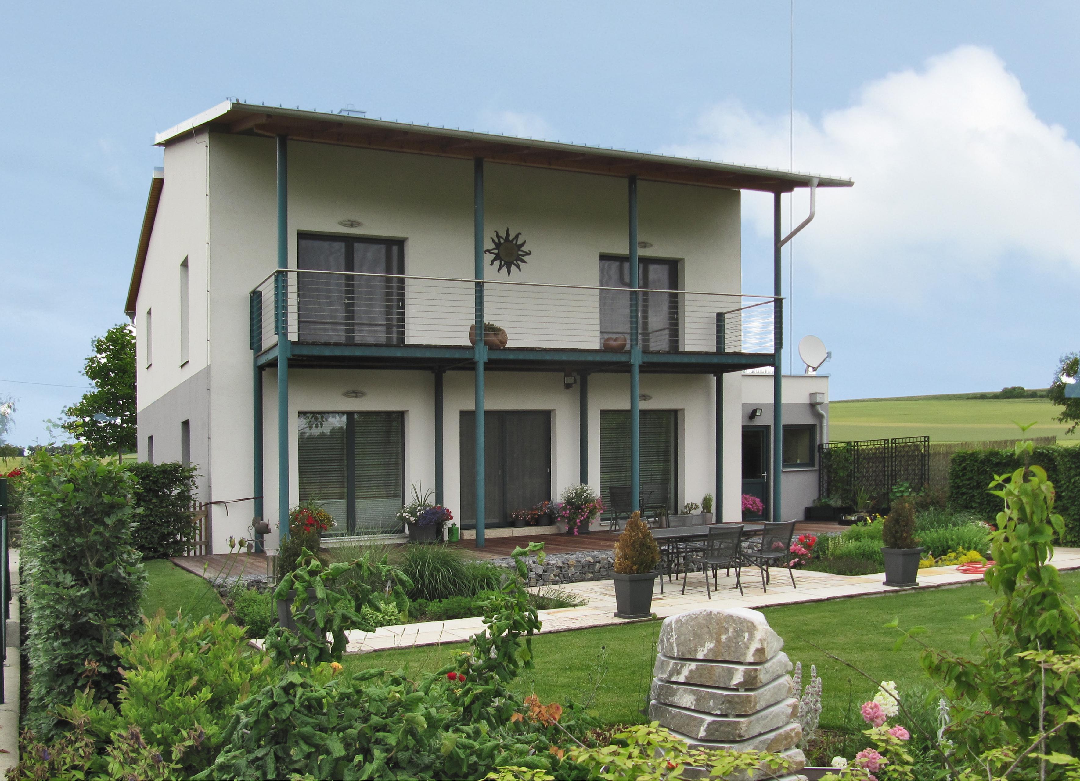 Passivhaus in Ebersdorf
