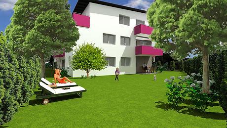 Mistelpromenade Eigentumswohnung mit Garten