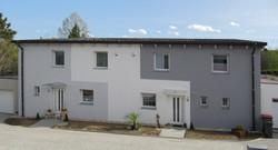 Doppelhaus in Misteibach