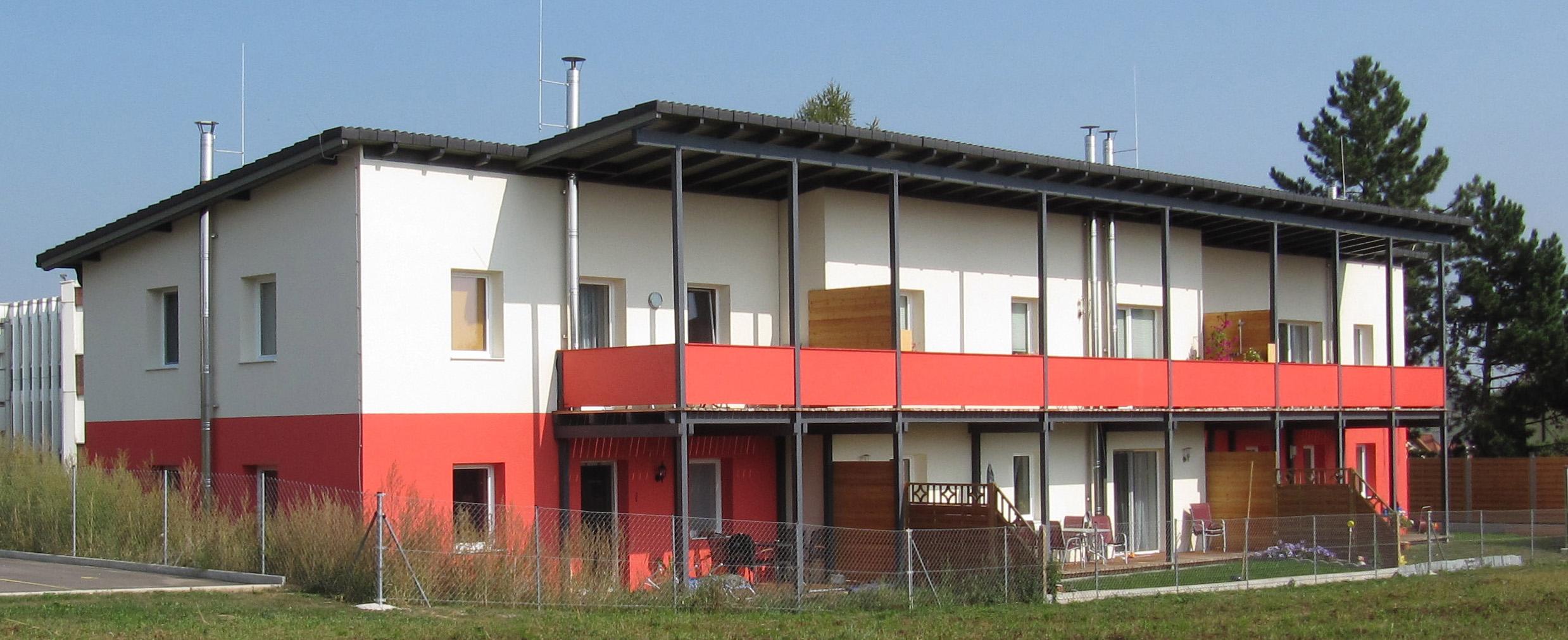 Wohnhausanlege in Mistebach