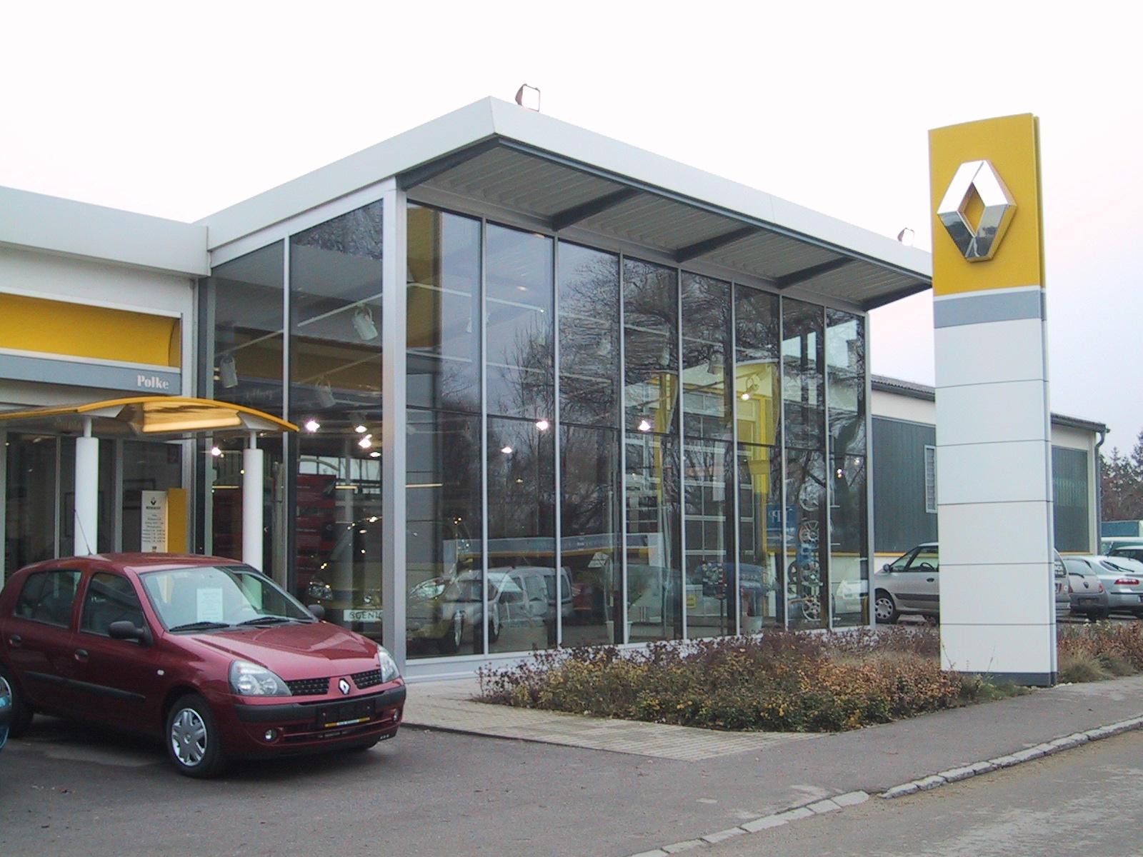Autohaus Renault Polke Mistelbach