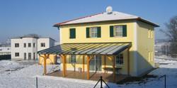 Passivhaus in Ebendorf