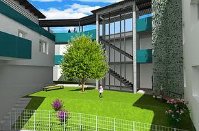 Eigentumswohnungen mit Pool