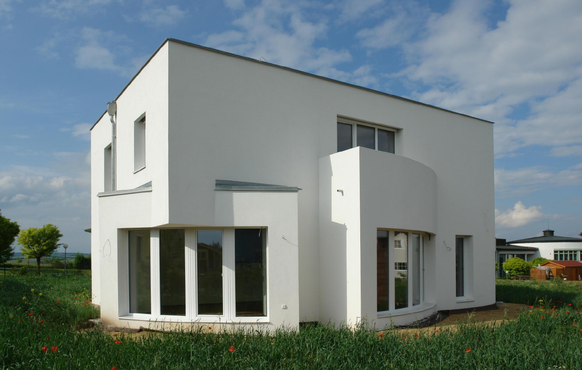 Wohnhaus in Mistelbach