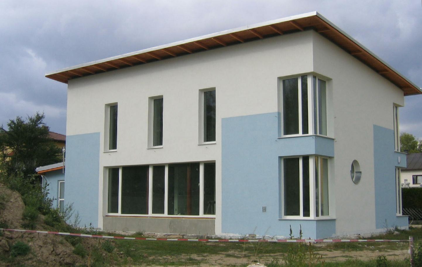 Passivhaus in Wilfersdorf