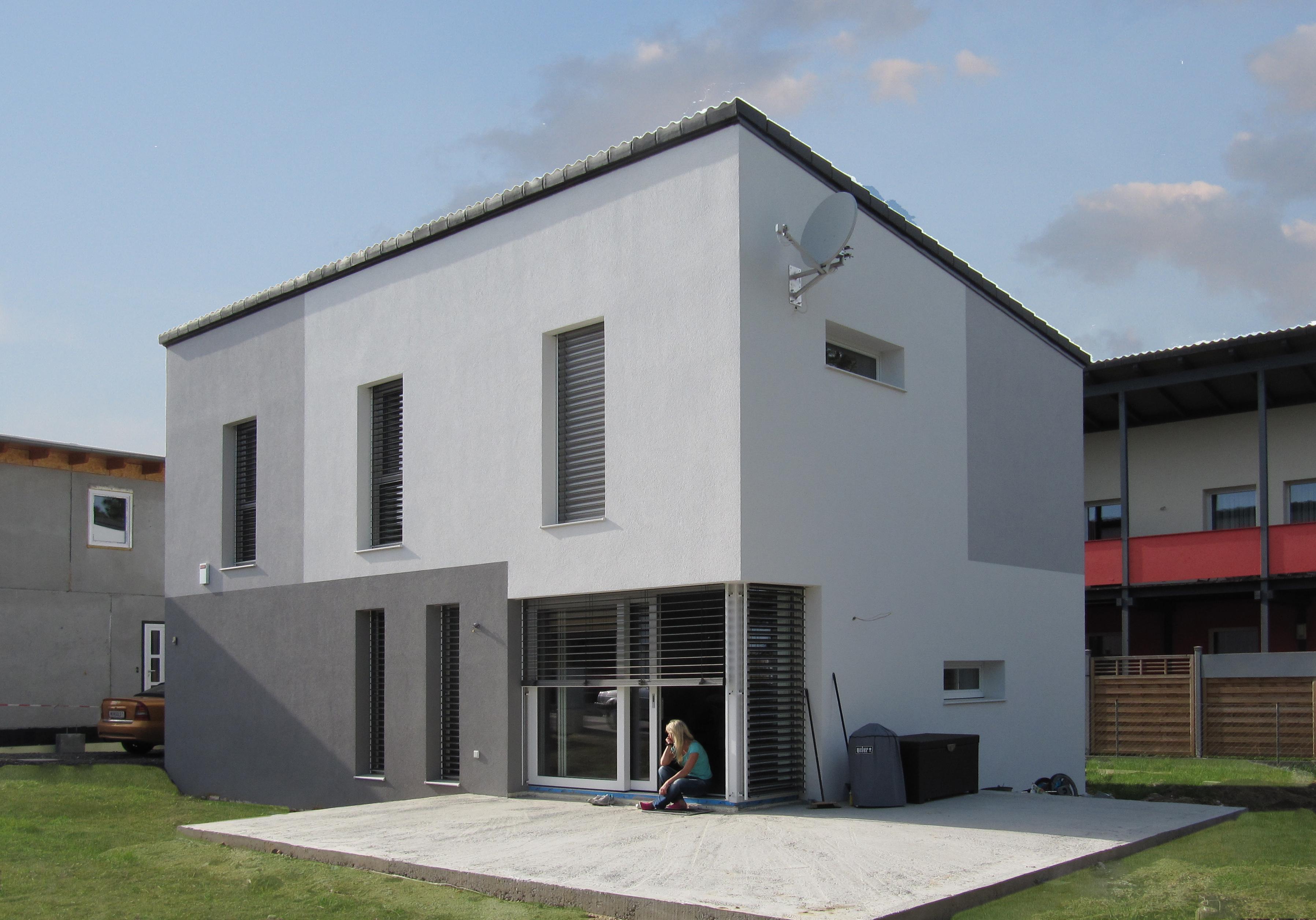 Doppelhaus Mistelbach