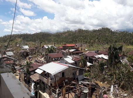 Ambo Brings Suffering to Eastern Samar
