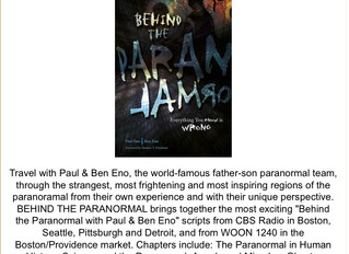 Meet Paul and Ben Eno HERE 12/3!