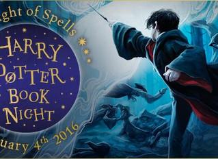 One week 'til Harry Potter Book Night!