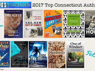 Our 2017Top 10 CT AuthoredBooks