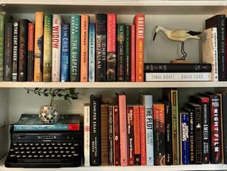 How do you organize your books?