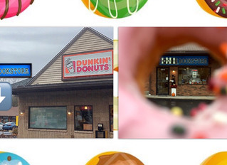 You say it's National Donut Day?