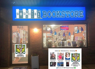4/27/19 Independent Bookstore Day!