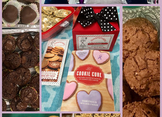 Cookies ruled at Chat & Chew Book Club