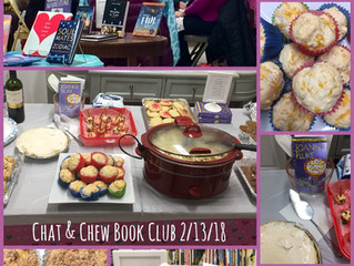 Join ourChat & ChewBook Club!