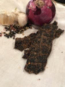 Matlack Black Pepper Beef Jerky