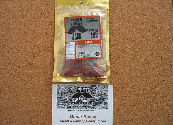 Maple Bacon Jerky - 2 oz