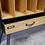Thumbnail: Retro sideboard filing /vynll record storage cabinet