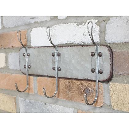 Industrial Metal Coat Hooks
