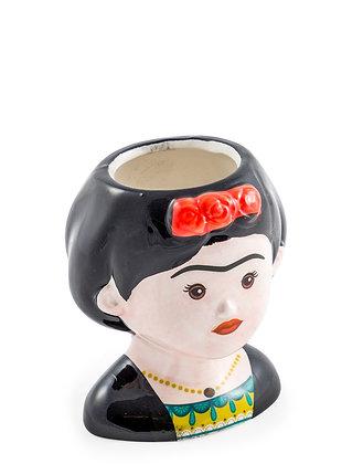 Small Frida Kahlo Pot