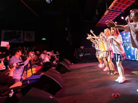 令和3年5月3日に開催されたMoe Taiban LiveとComic Game party8.5が、本日無事に終了致しました!