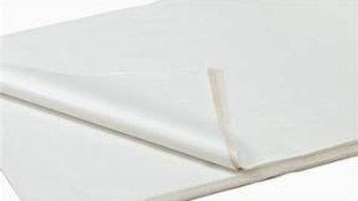 Luxury white acid free tissue paper 480 sheets