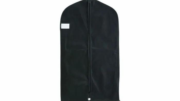 Black suit cover