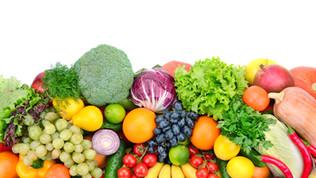 高纖,高蛋白質蔬菜