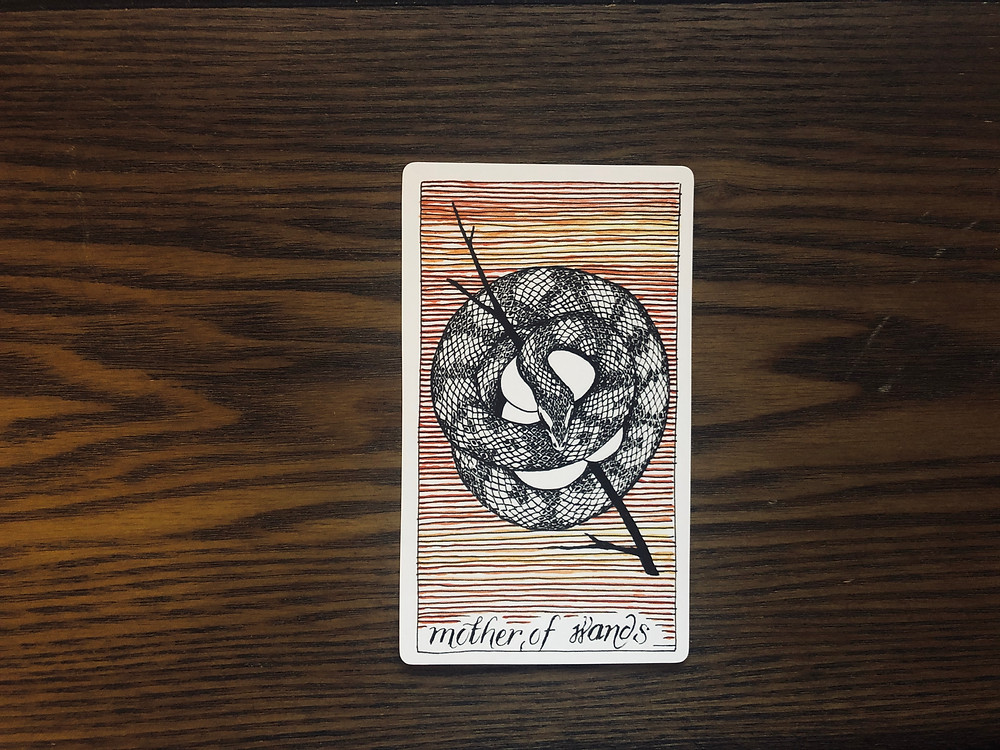 Mother of Wands