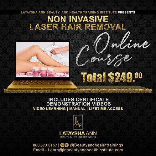 Non Invasive Laser Hair Removal
