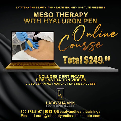 Meso Therapy Hyaluron Pen