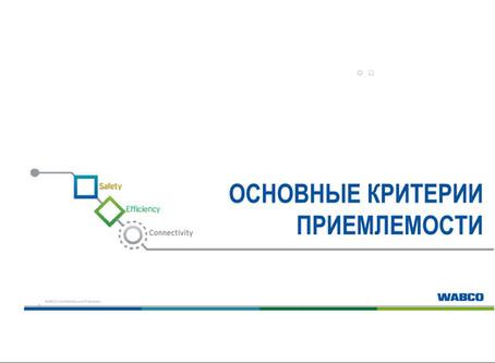 Сортировка бывших в употреблении товаров ВАБКО  и их процесс возврата