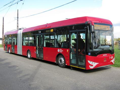 На российский рынок хочет вернуться культовая марка автобусов