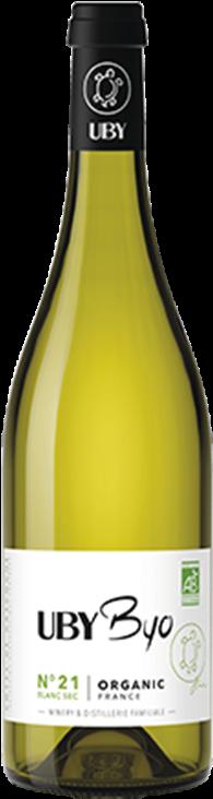 Côtes de Gascogne BYO UBI 21 Organic 2018