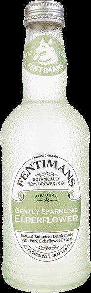 Gently Sparkling Elderflower - Fentimans