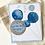 Thumbnail: Carte à gratter ballons (personnalisable)
