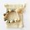 Thumbnail: Attache tétine/hochet ( plusieurs couleurs)