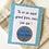 Thumbnail: Carte à gratter bleu (personnalisable)