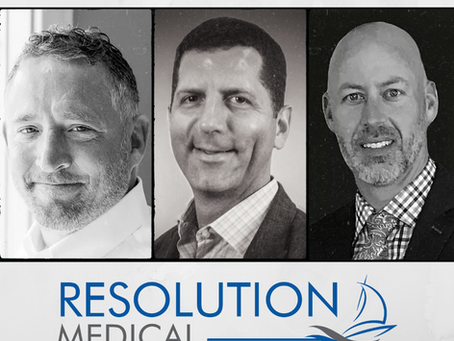 Strengthening Our Organization: Arcline Investment Management Acquires Resolution Medical