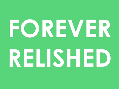 A Forever Relished You