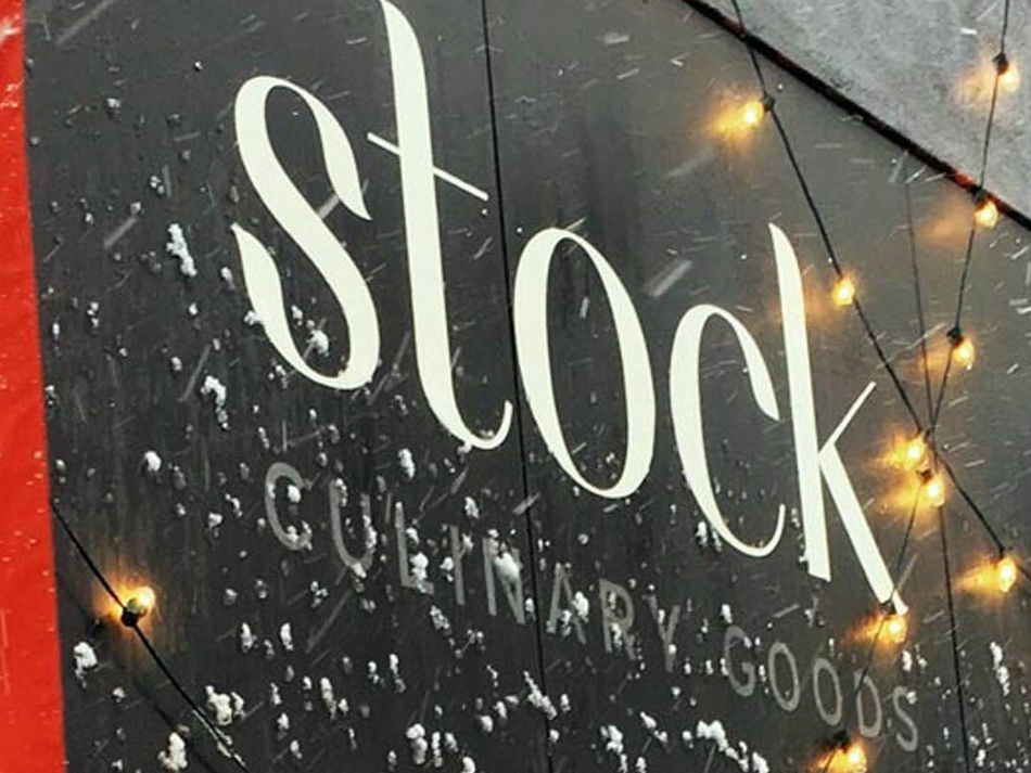 Stock Culinary Goods / 2020