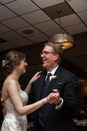 Calgary Char Bar Wedding Reception, Father Daughter Dance