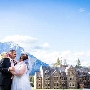 Intimate Elopement in Banff