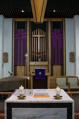 Highwood Lutheran Church Wedding