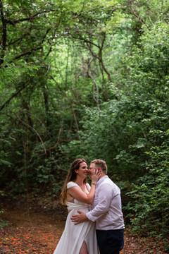 Secret vows, jungle elopement, cost rica