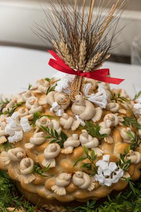 Calgary Char Bar Wedding Reception, Wedding Cake
