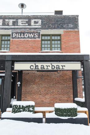 Calgary Char Bar Wedding Reception