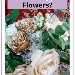Real or Fake Wedding Flowers? (Part 3)